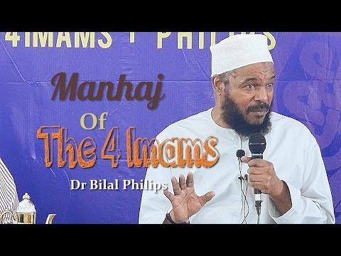 Kajian Islam: Manhaj Of The 4 Imams - Dr Bilal Philips