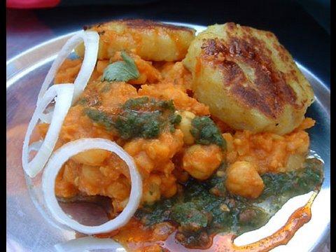 Recette indienne v g tarienne chole tikki blog de - Recette cuisine indienne vegetarienne ...