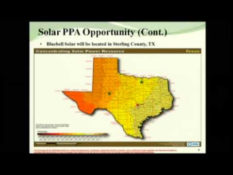 Denton Texas Goes Solar!!!!