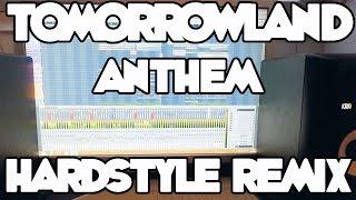 Hans Zimmer - Tomorrowland Hymn (Public One Hardstyle Bootleg)