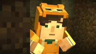 Minecraft: Story Mode - Stampy Admits The Truth (28)