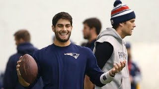 Patriots Contract Extension for Jimmy Garoppolo?