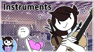 Mijn ervaringen met instrumenten