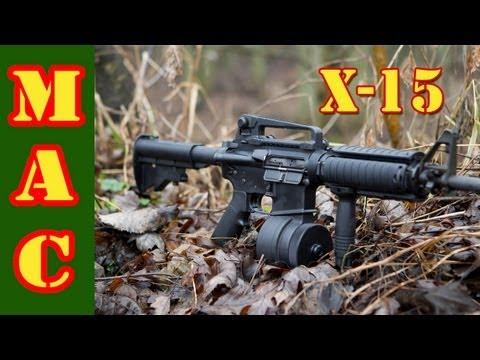 X15 Drum Magazine