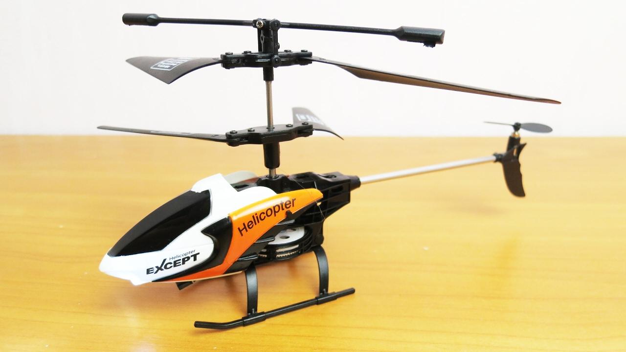 Как сделать вертолёт с управлением