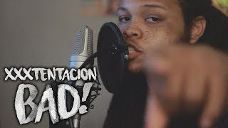 XXXTENTACION ~ BAD (Kid Travis Cover) #LLJ