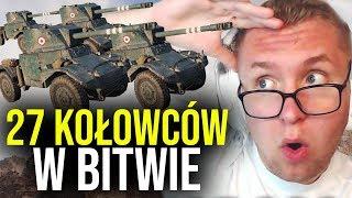 27 KOŁOWCÓW W BITWIE - World of Tanks