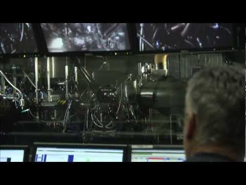 BMW M3 DTM Engine (P66) Test Bench (BMW DTM Documentary)