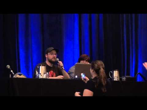 The LittleKuriboh MomoCon 2013 Panel - Part 1
