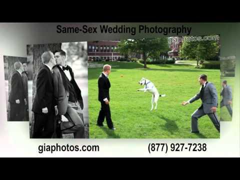 Same sex wedding photographer Chicago gay weddings photos  lesbian wedding photography