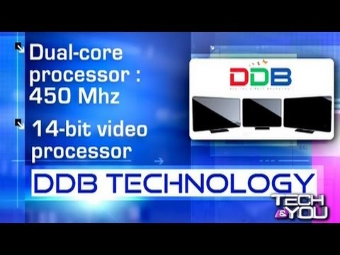 Tech and You: Redefining your TV experience with DDB technology - NewsX