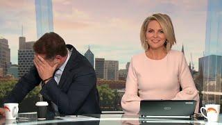 Natalia shows off her Muff | TODAY Show Australia