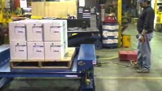 Vestil Pallet Dolly - 4000-Lb. Capacity, 36in x 36in., Model# DOL-3636-6T