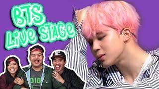 Download Lagu JIMIN IS BAE! BTS Live Stage Reaction Gratis STAFABAND