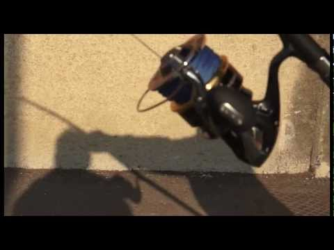 New Shimano Stella SW 2013 + Shimano Ocea Bluefin Tuna vs. Cars