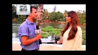 Film Alone on Location in Kerala Bipasha Basu and karan Singh Grover