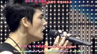 JYJ - In Heaven LIVE [hangul + eng sub + roman]