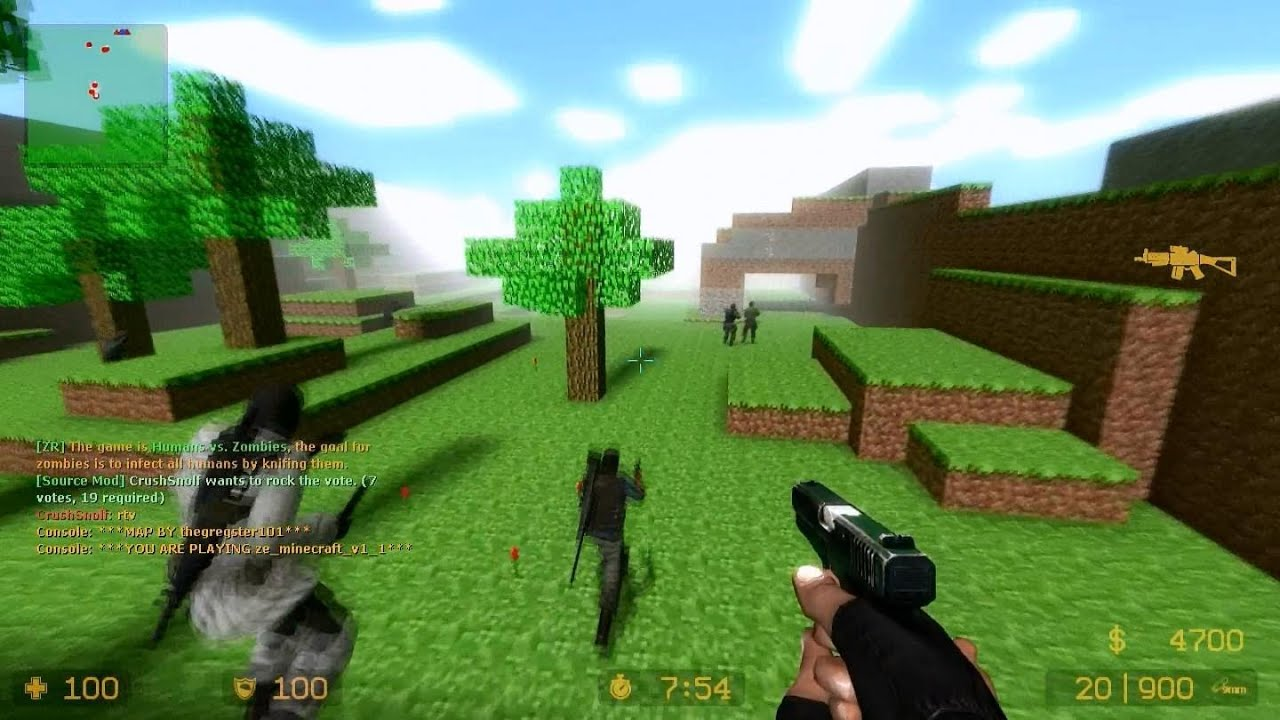 Counter Strike Zombie Counter Strike Source Zombie