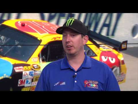 Kyle Busch on brawls, bad boys, Jeff Gordon and the Daytona 500