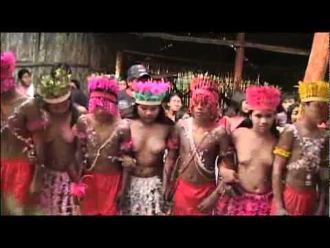 Filme fbb Adolescência dos  índios