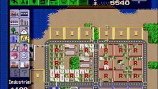 SNES Sim City