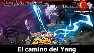 Naruto Shippuden Ultimate Ninja Storm 4 | Español Latino | Episodio 18 | El camino del Yang