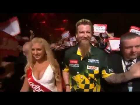 Walk On - Simon Whitlock | WC2014 Quarter Final