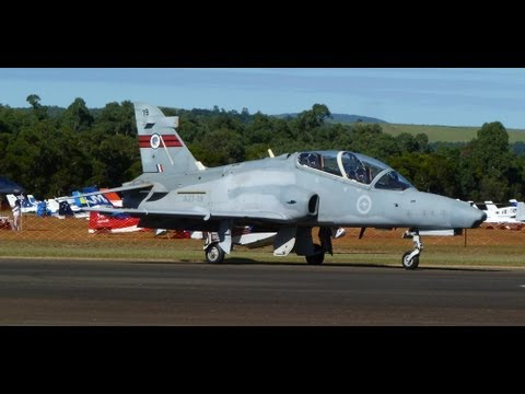 Hawk Fast Jet trainer
