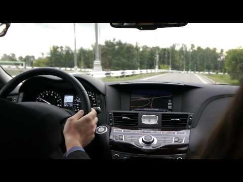Infiniti M37 Test-Drive