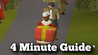 Osrs Christmas Event 2019 Guide (4 MINUTES!) - Written Steps in Description Xmas