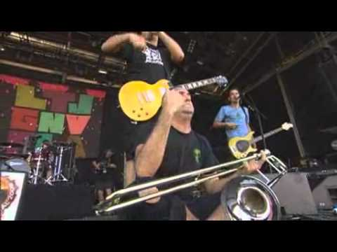 Less Than Jake live @ Area 4 Festival 2008 - Full concert