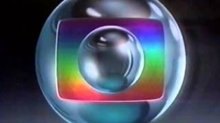 Rede Globo Intervalo Comercial - Tela Quente 03 de agosto de 1992