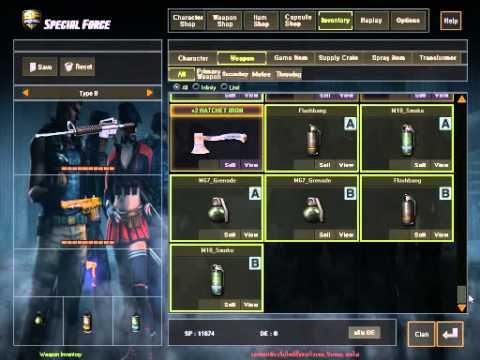 ขายไอดีเกม SF ยศ 4 ดาวเขียว 4500 บาท