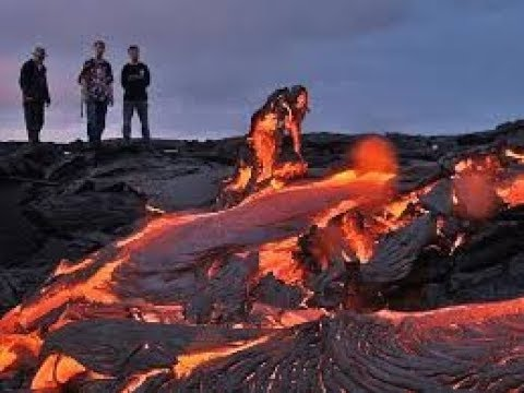 Kilauea Volcano Earthquake Swarm Alert: Hawaii