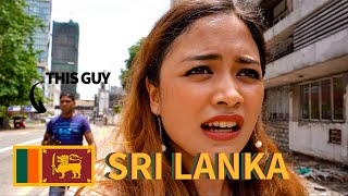 First Impressions of COLOMBO, SRI LANKA - Almost GOT SCAMMED [Ep. 2] 🇱🇰