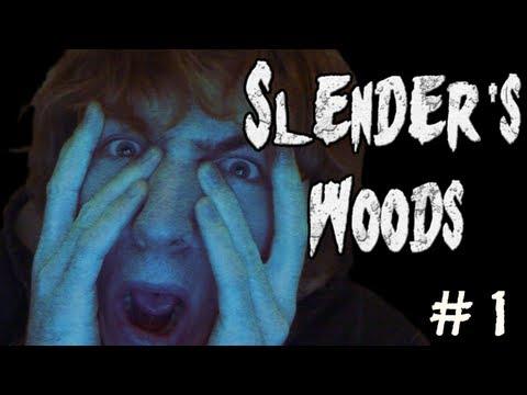 SLENDER MAN STORY MODE!! - Slender