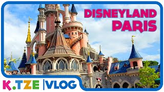 Disneyland Paris 2016 ❖ VLOG mit Parade und Attraktionen | Deutsch