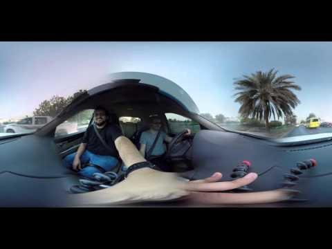 Al Ain Tourism guide 360: car drive