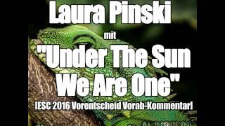 ESC 2016 Deutschland-Laura Pinski - Under the Sun we are One