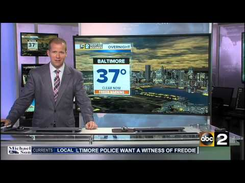 WMAR - ABC2 News The Latest At 11 - New Set Montage