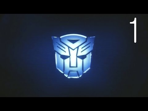 Transformers: Revenge of the Fallen - Autobot Walkthrough Part 1 - Training Zone: Autobot Training