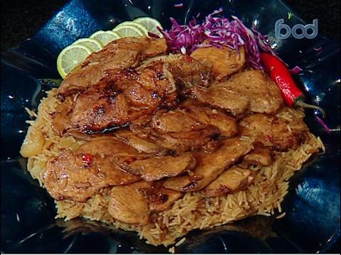 آرز ترياكي الدجاج على طريقة الشيف #غفران_كيالي من برنامج #هيك_نطبخ #فوود