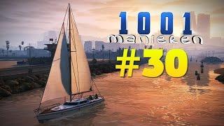 1001 Boten en Zeevoertuigen in GTA 5!