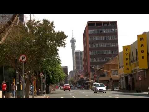 Explore the luxury and heritage in Johannesburg, the City of Gold