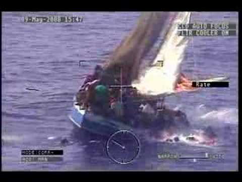 Coast Guard Rescues 104 Haitian Migrants