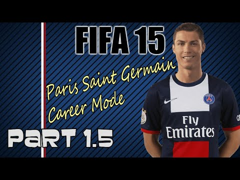 Fifa15 || TRANSFER RUMOURS || PSG Career - PART 1.5