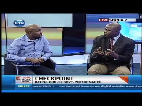 Check Point : Rating Jubilee Government Performance