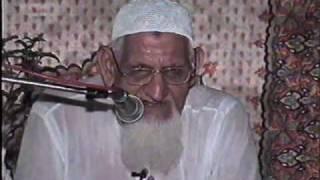 Shia Namaz & Kalima is most authentic ---- Salfi Molana Ishaq