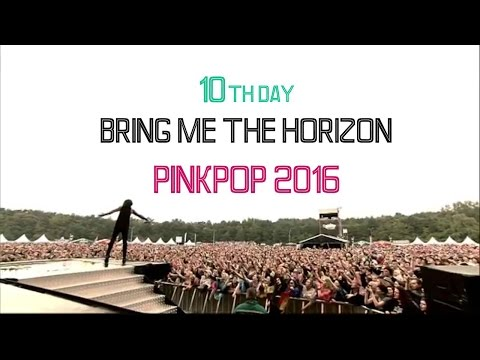 Bring Me The Horizon - Pinkpop 2016 (Full Show Live) Full HD