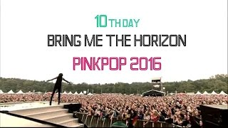 Download Bring Me The Horizon - Pinkpop 2016 (Full Show Live) Full HD 3Gp Mp4
